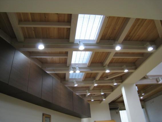 無垢の天井